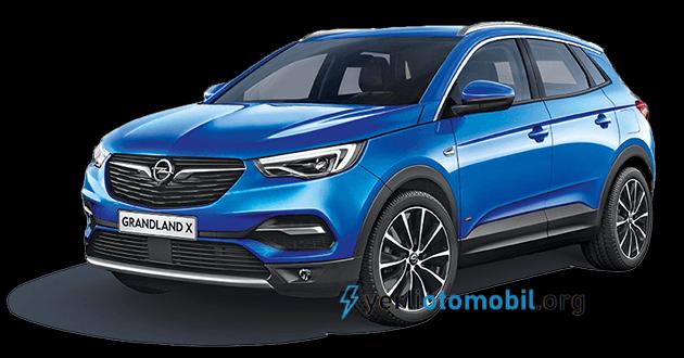 Opel Grandland X fiyatı ne kadar? 2021 Opel Grandland X fiyat listesi hakkında ve donanım seviyesine göre paket fiyatları