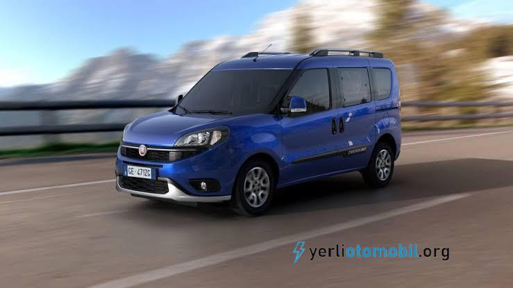 2021 Fiat Doblo Trekking fiyatı