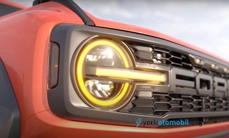 Ford Bronco Raptor 2022 ilk çeyrekte gelecek!
