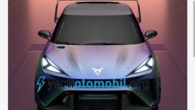 Cupra UrbanRebel Elektrikli Yarış Arabası Olarak Tanıtıldı!