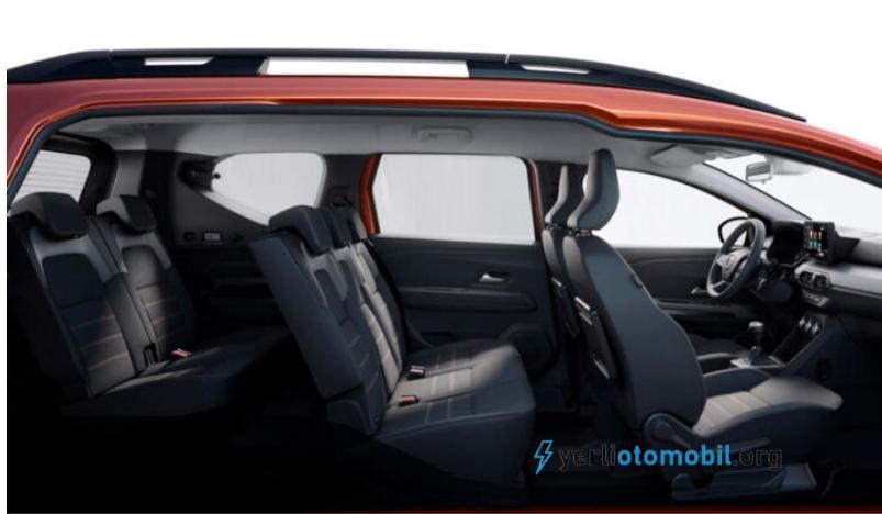 2022 Dacia Jogger, 7 koltuklu aile otomobili tanıtıldı