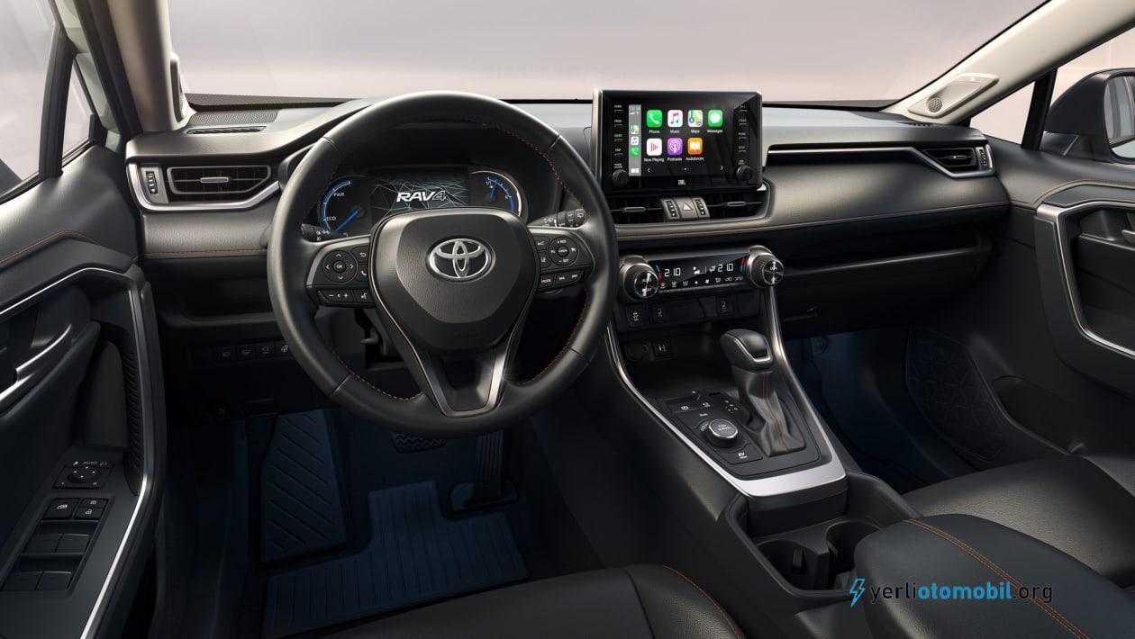 2022 Toyota RAV4 Adventure tanıtıldı