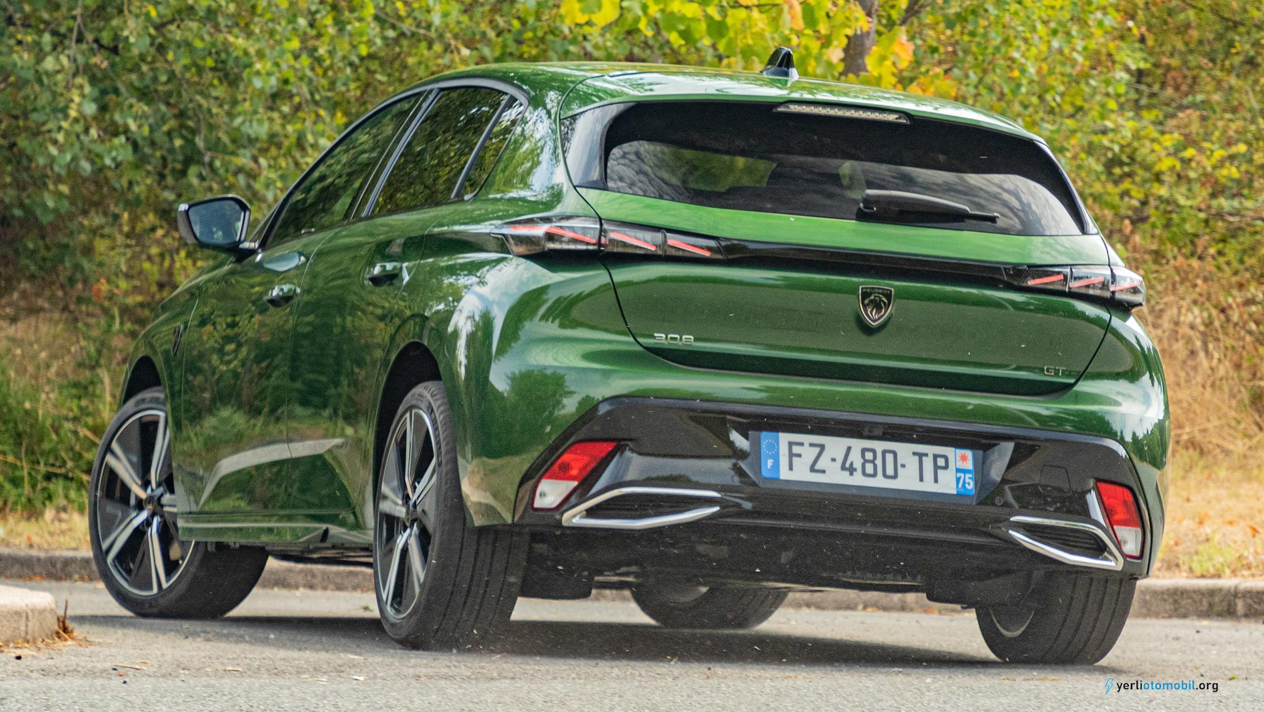 Yeni Peugeot 308 2021 incelemesi