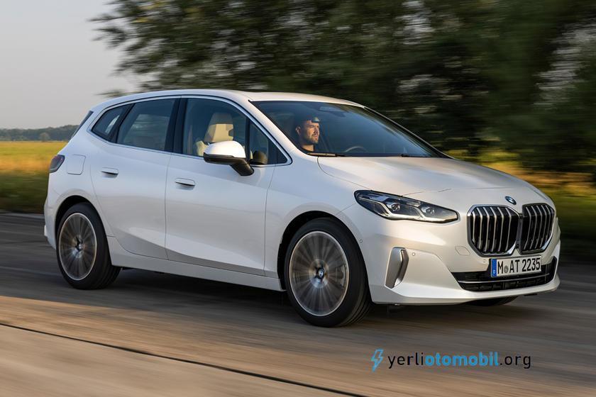 2022 BMW 2 Serisi Active Tourer