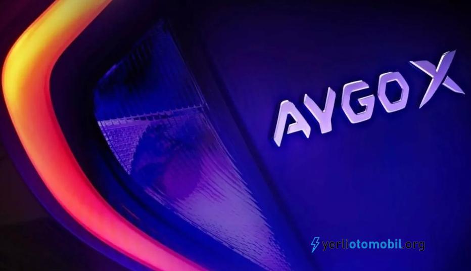 Toyota Aygo X için Görsel Yayınlandı!