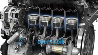 Motor Pistonu Nedir? Ne İşe Yarar?
